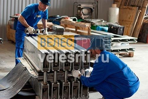 Оборудование для сварки конвейерных лент медин элеватор
