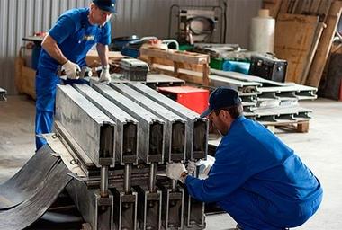 Вулканизация конвейерных лент оборудование фольксваген транспортер первый фото
