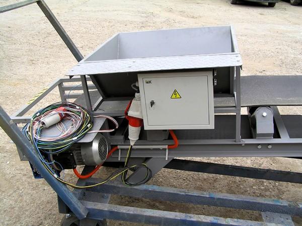 Тех обслуживание ленточных конвейеров предохранители реле транспортер т4